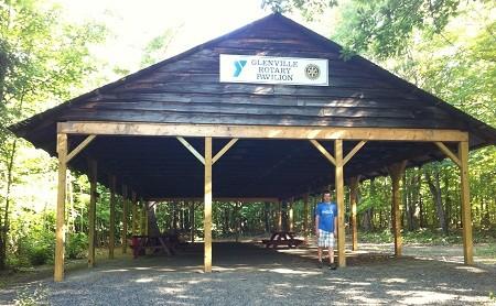 YMCA Rotary Pavilion